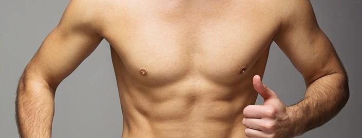 chirurgie poitrine homme