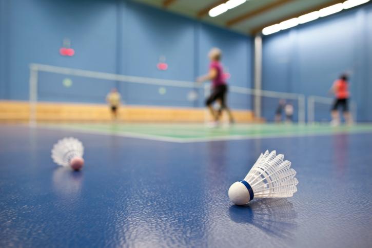Badminton-pour-maigrir