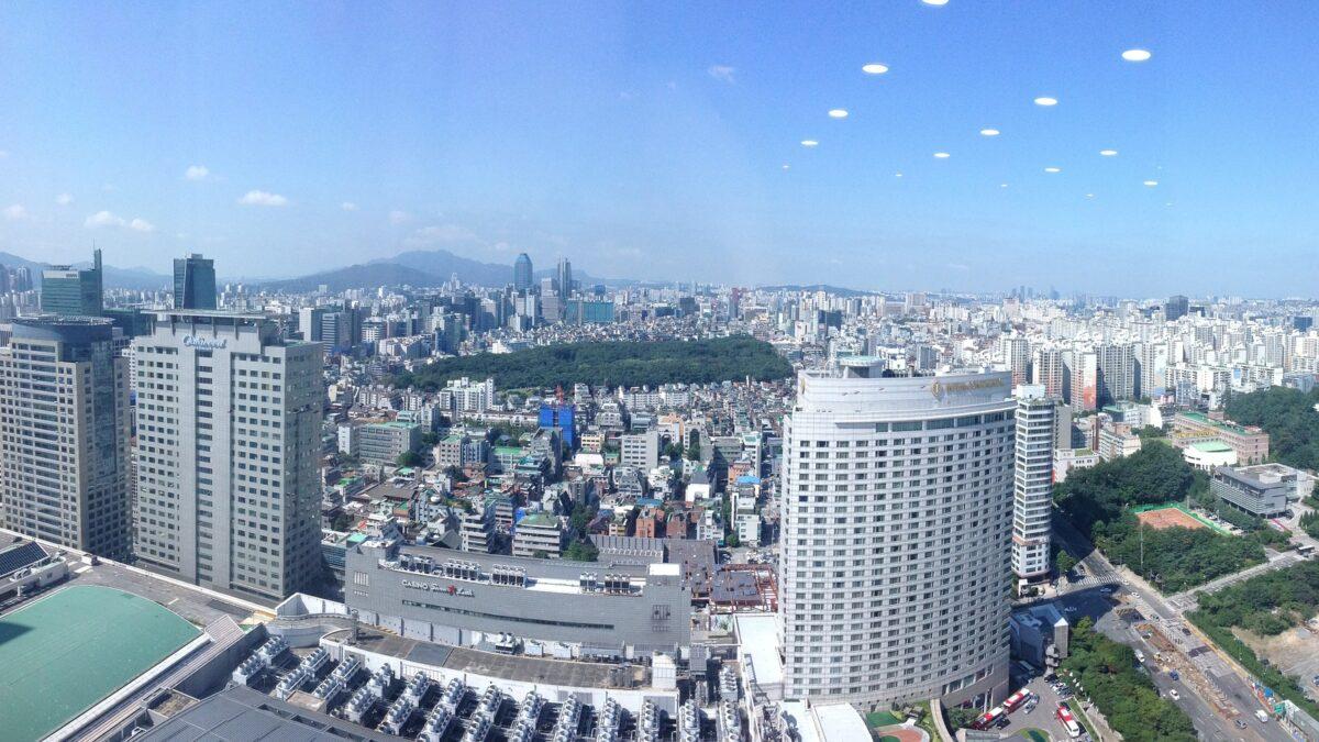 GANGNAM, Corée du sud