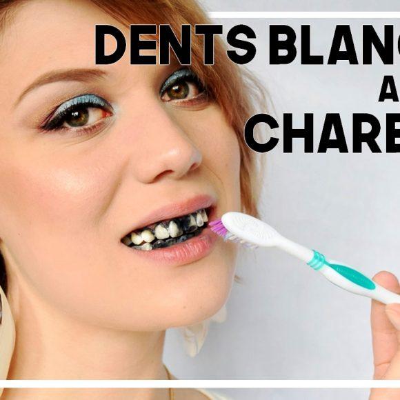 Éliminer les taches dentaires naturellement par la poudre du charbon actif