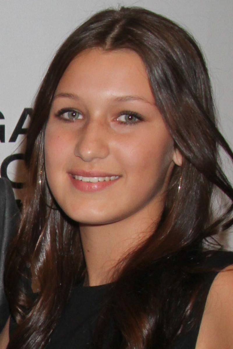 Bella Hadid en 2010